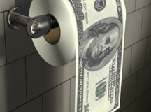 Spending the State's Excess Cash