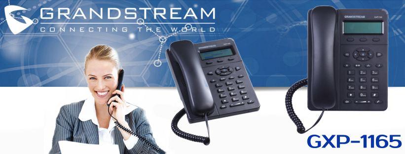 Grandstream-GXP-1165-UAE