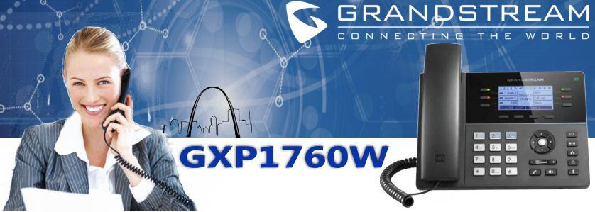 Grandstream GXP1760W Dubai