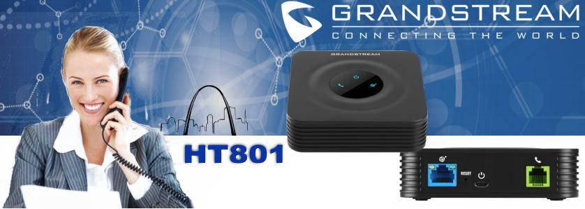 Grandstream HT801 Dubai