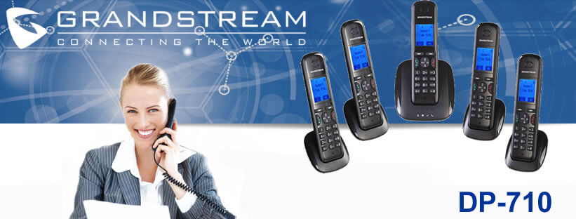 Grandstream DP710 Dect Phone Dubai