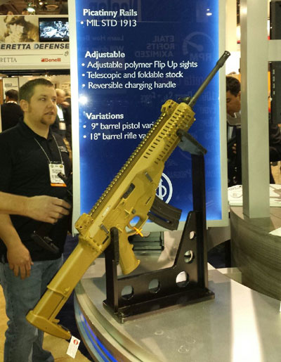Beretta Tactical Rifle
