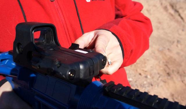 SHOT Show 2014 EOTech Laser