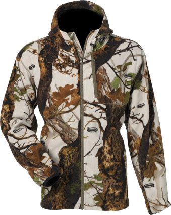 scent lok fleece jacket