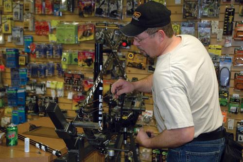 Archery Shop Tuning