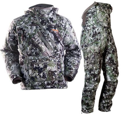 sitka fanatic jacket bib