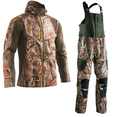 under armour shell jacket bib