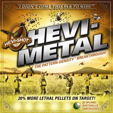 hevi shot hevi metal