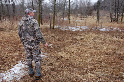 Fall Deer Scouting