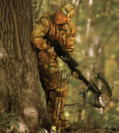 ScentBlocker XBOW suit