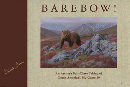 barebow hunting book