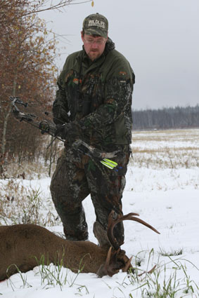 second rut deer hunting