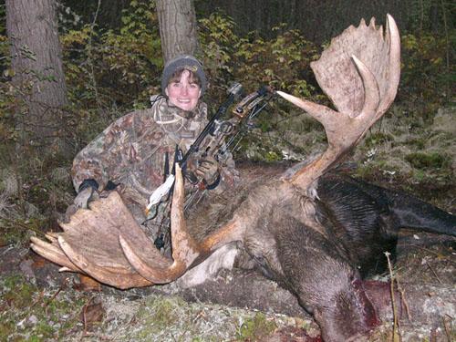 yukon moose