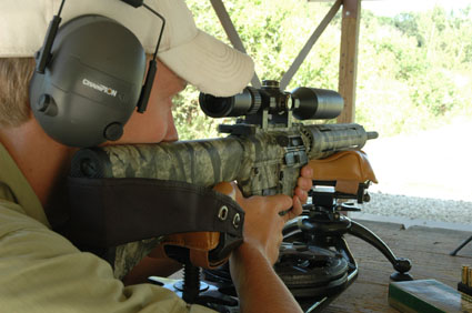 remington r 25 rifle review