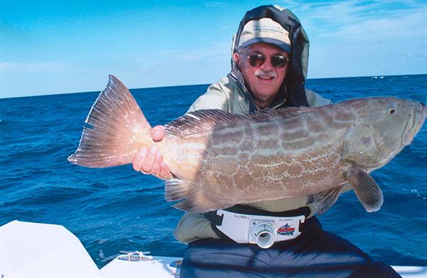 Black Grouper IGFA record