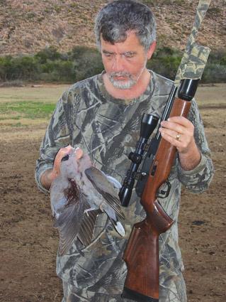 pigeon hunting