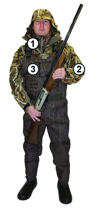 timber hunting gear