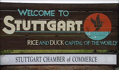stuttgart hunting
