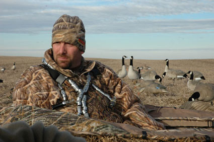 tough goose hunting