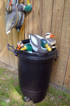 duck hunting tip