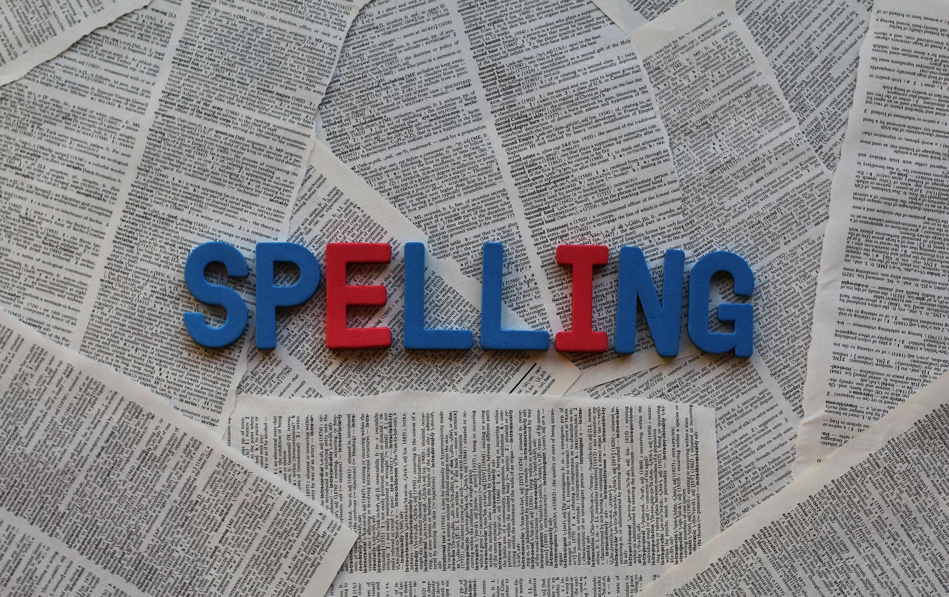 spelling – Granite Family History Center
