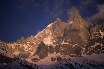 Les Dru, Chamonix