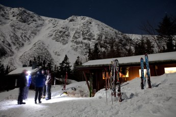 Warren Miller Entertainment films on Mt. Washington, New Hampshire