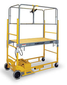Granite Power Snappy Motorized Work Platform