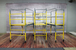 Snappy Scaffold System