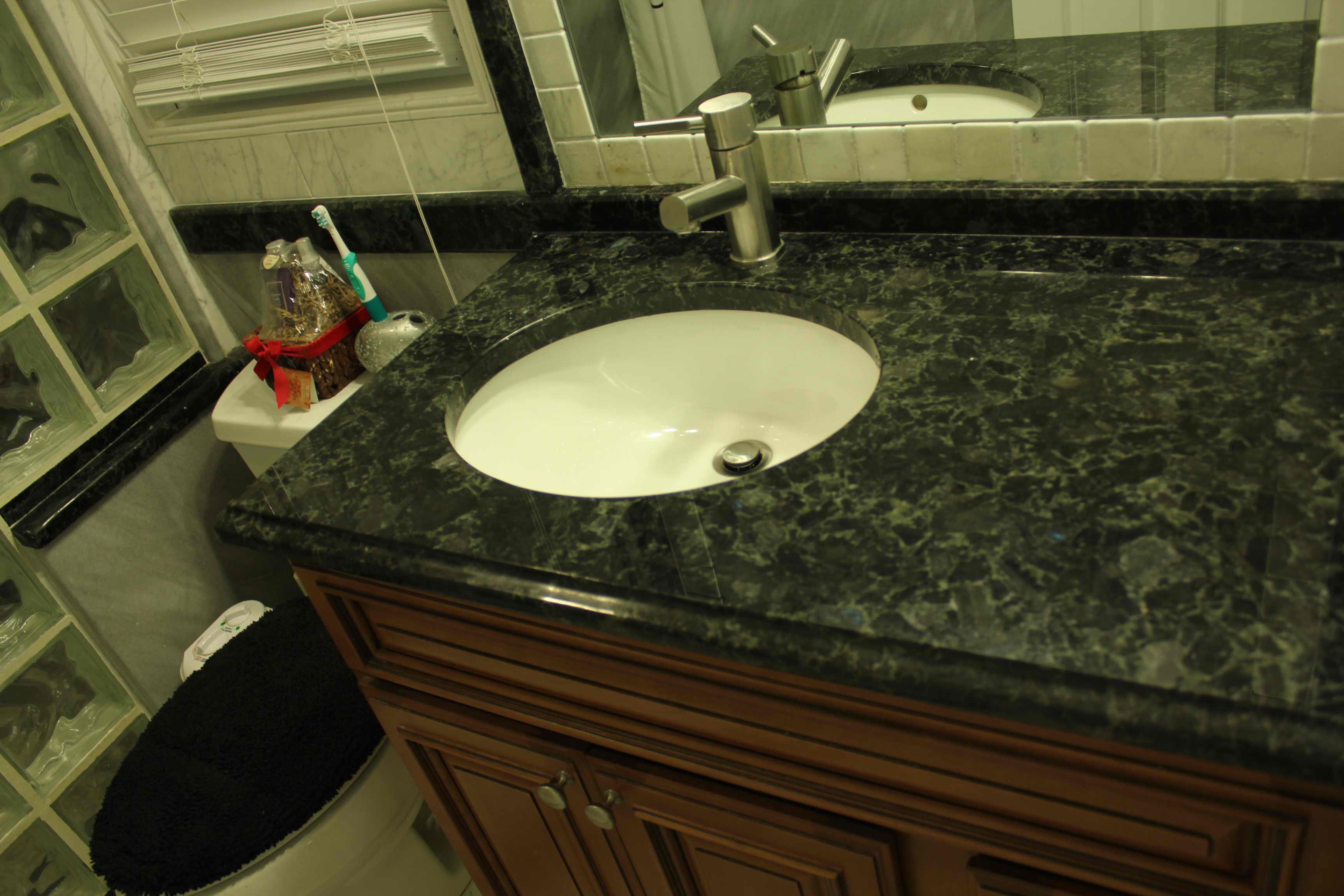 Volga Blue Granite Amp Kitchen Studio