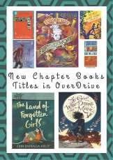 Poster - New Children's Fiction Titles in OverDrive Fall 2016