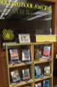 Beehive Book Award Display at Kearns High Library