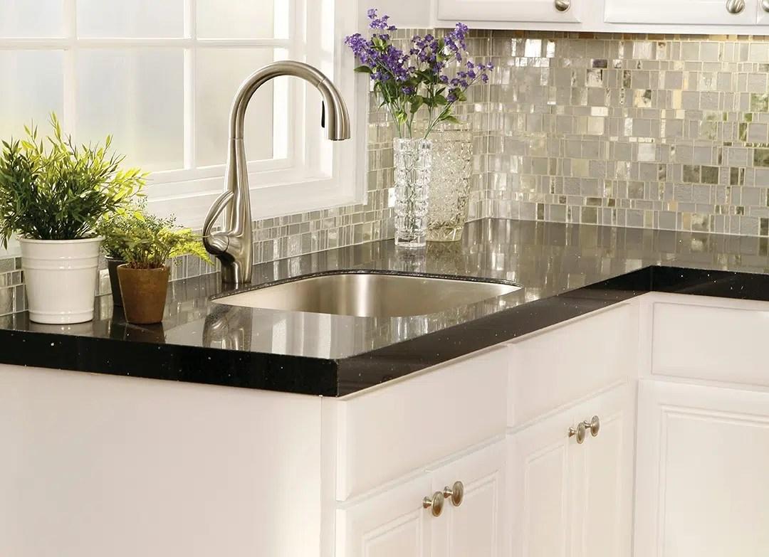 right granite countertop color