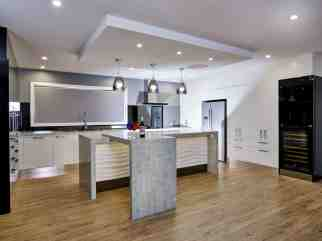White And Grey Kitchens Gain Popularity For Timeless