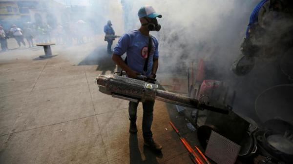 Organización Panamericana de la Salud alerta sobre epidemia de dengue en América Latina y el Caribe