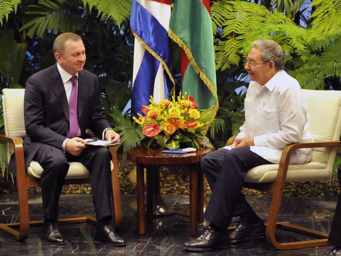 Raul Castro y Makei