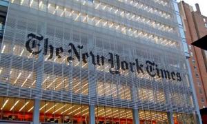 Periodico de EE.UU., The New York Times