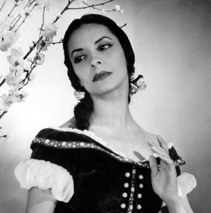 Alicia Alonso, cousine Ballerina Assoluta de Cuba