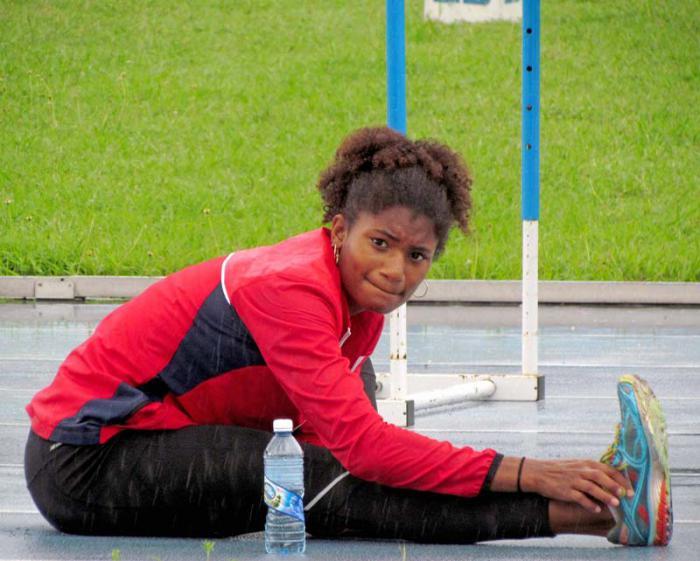 Tope de atletismo Cuba-Estados Unidos, categoría de cadetes