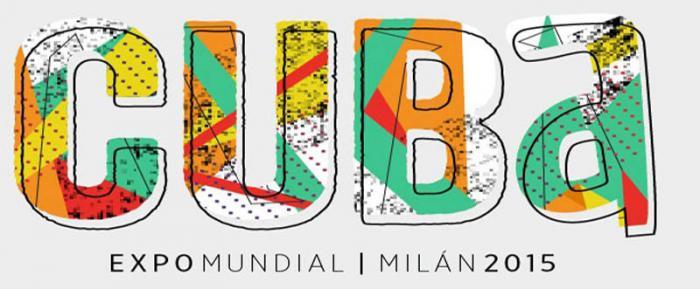 Cartel Expo Mundial Milán 2015