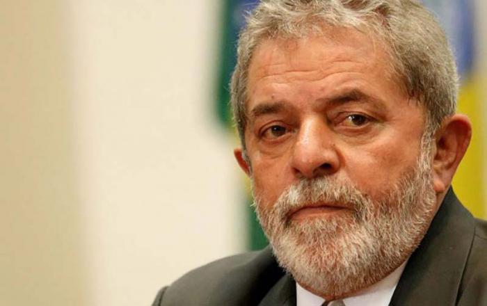 El expresidente de Brasil Luiz Inácio Lula da Silva. foto: efe