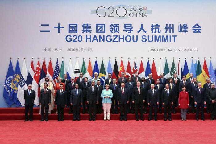 El tema central de la reunión del G20 fue el preocupante escenario de las finanzas a nivel internacional.