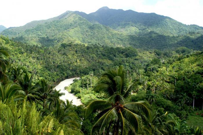 Macizo montañoso Nipe-Sagua-Baracoa
