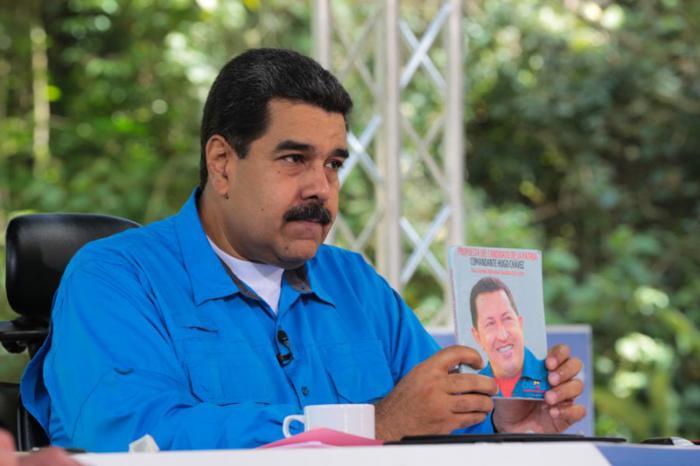 En su programa, Los Domingos con Maduro, el mandatario venezolano declaró superadas las diferencias entre los poderes públicos de la nación sudamericana. Foto: AVN