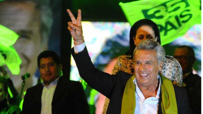 Como puntos fuertes de su plan de gobierno, Moreno plantea el refuerzo de la educación superior . Foto: Andes