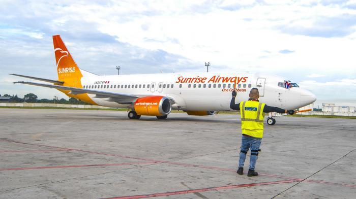 Resultado de imagen para Sunrise Airways Cuba