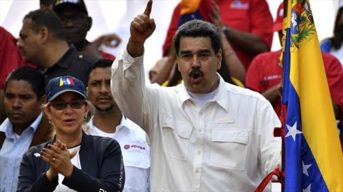 Maduro anunció sanciones contra los saboteadores del sistema nacional de electricidad de Venezuela.