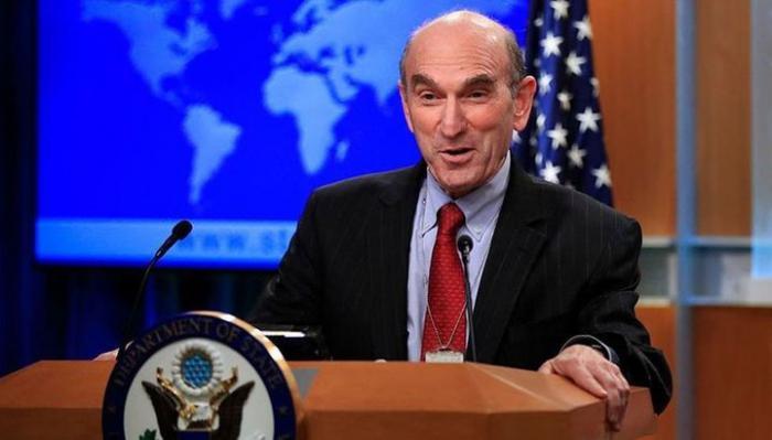 Elliot Abrams es un halcón, un veterano del intervencionismo en América Latina.