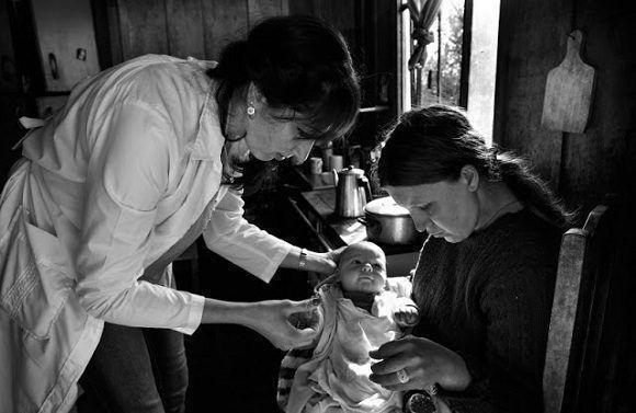 La cooperación médica cubana se basa en la vocación de servir a los seres humanos, especialmente a los más necesitados. Foto: araquém alcántara