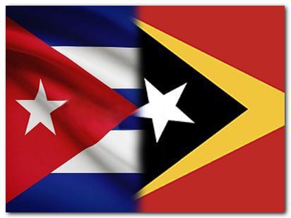 Cuba y Timor Leste